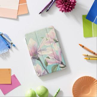 Protection iPad Mini Fleurs roses des sud