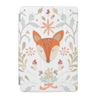 Protection iPad Mini Fox lunatique de région boisée