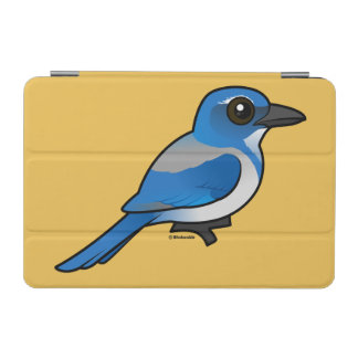 Protection iPad Mini Frotter-Geai de Birdorable la Californie
