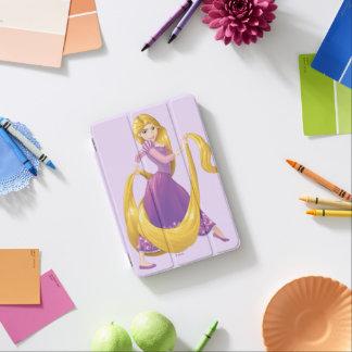 Protection iPad Mini Grand jour de cheveux de Rapunzel |