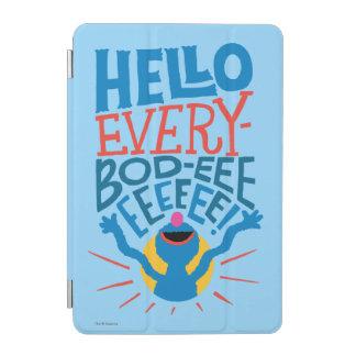 Protection iPad Mini Grover bonjour