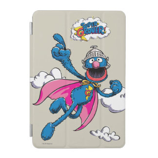 Protection iPad Mini Grover superbe vintage