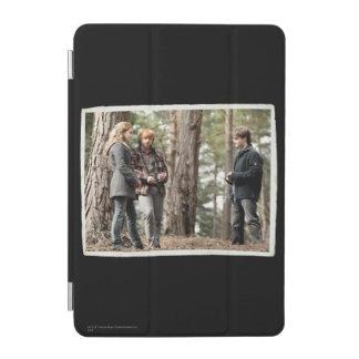 Protection iPad Mini Hermione, Ron, et Harry 2