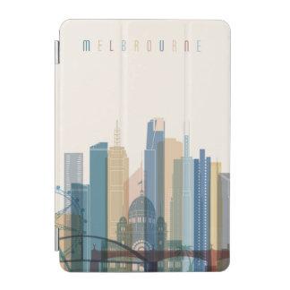 Protection iPad Mini Horizon de ville de Melbourne, Australie  