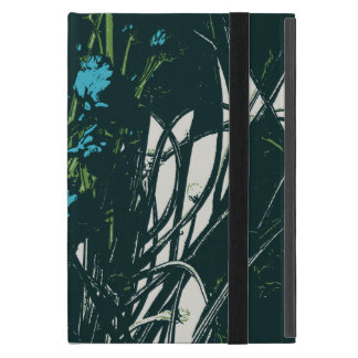 Protection iPad Mini humeur de bleu de camomille