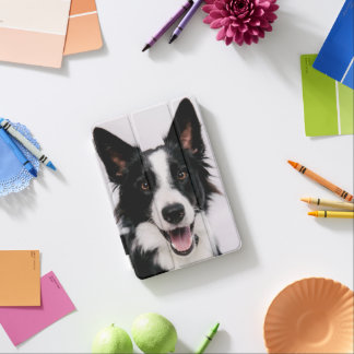 Protection iPad Mini Images de Getty | A border collie de sourire