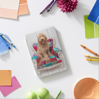 Protection iPad Mini Images de Getty | Goldendoodle mignon