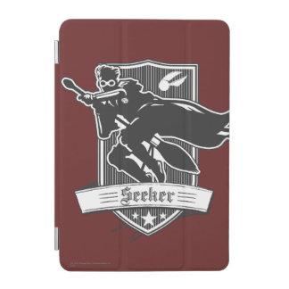 Protection iPad Mini Insigne de chercheur de Harry Potter |