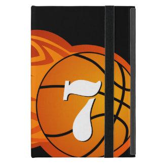 Protection iPad Mini iPad frais de basket-ball de Personalizable mini