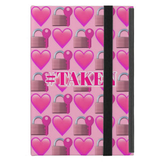 Protection iPad Mini iPad (rose) pris mini Case/No Kickstand d'Emoji
