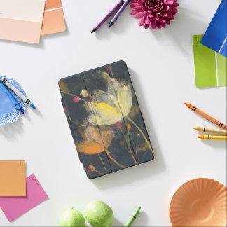Protection iPad Mini Jardin de clair de lune sur le noir