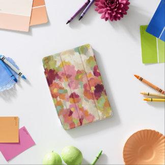 Protection iPad Mini Jardin de corail et vert