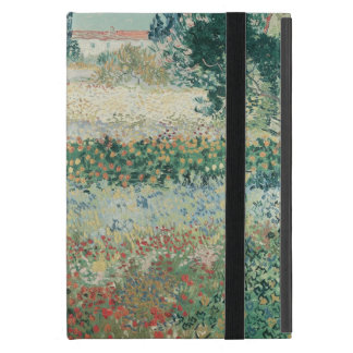Protection iPad Mini Jardin de Vincent van Gogh | en fleur, Arles, 1888
