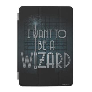 Protection iPad Mini Je veux être un magicien