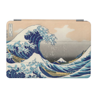 Protection iPad Mini KATSUSHIKA HOKUSAI - La grande vague outre de