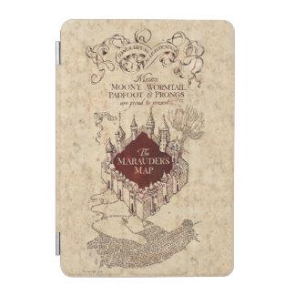 Protection iPad Mini La carte du maraudeur du charme | de Harry Potter
