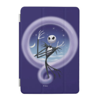 Protection iPad Mini La grimace de Jack Skellington | et le partagent