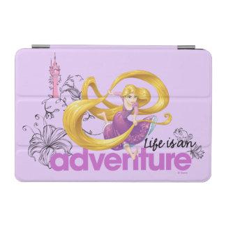 Protection iPad Mini La vie de Rapunzel | est une aventure