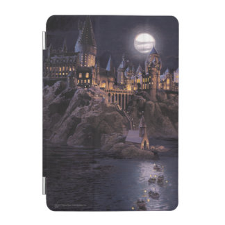 Protection iPad Mini Lac castle | de Harry Potter grand à Hogwarts