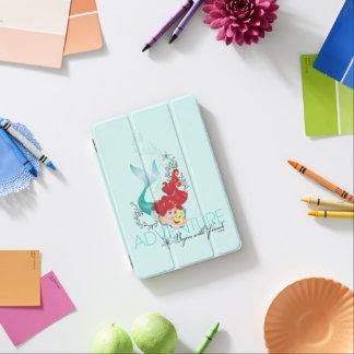 Protection iPad Mini L'aventure d'Ariel | commence par des amis