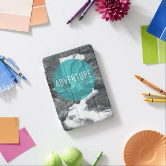 Protection iPad Mini L'aventure des rivières | est là citation