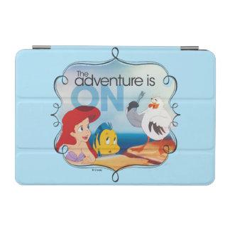 Protection iPad Mini L'aventure est allumée