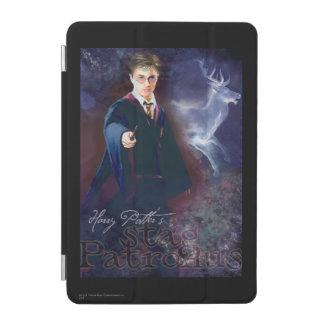 Protection iPad Mini Le mâle Patronus de Harry Potter