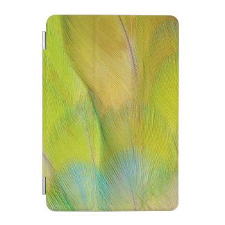 Protection iPad Mini Le vert a dirigé le perroquet horizontal