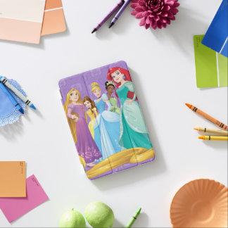 Protection iPad Mini Les princesses de Disney | courageux est féroce