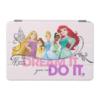 Protection iPad Mini Les princesses de Disney | n'abandonnent jamais