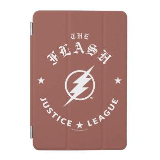 Protection iPad Mini Ligue de justice | le rétro emblème instantané de