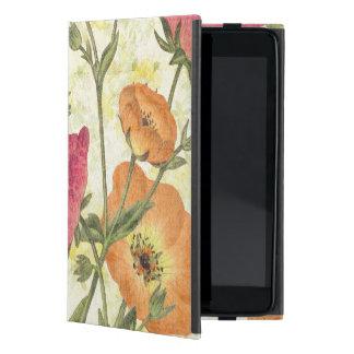 Protection iPad Mini Marguerites colorées