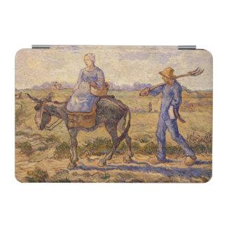 Protection iPad Mini Matin de Vincent van Gogh |, sortant pour