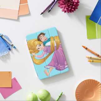 Protection iPad Mini Mauvais jour de cheveux de Rapunzel |