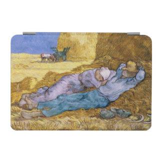 Protection iPad Mini Midi de Vincent van Gogh |, la sièste, après