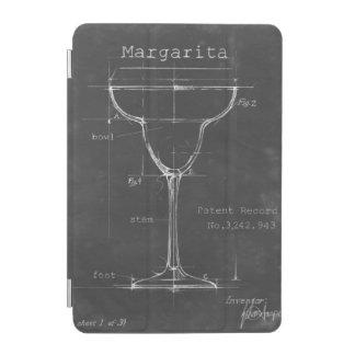 Protection iPad Mini Modèle noir et blanc en verre de margarita