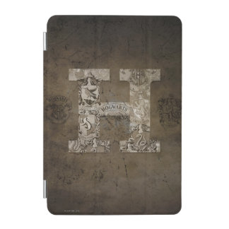 Protection iPad Mini Monogramme de Harry Potter | Hogwarts