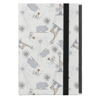 Protection iPad Mini motif 2 de griffonnage
