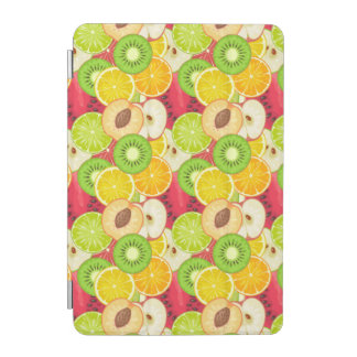 Protection iPad Mini Motif coloré de fruit d'amusement
