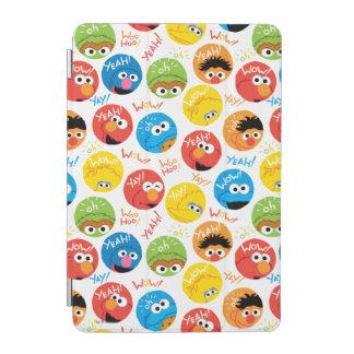 Protection iPad Mini Motif de caractère de cercle de Sesame Street