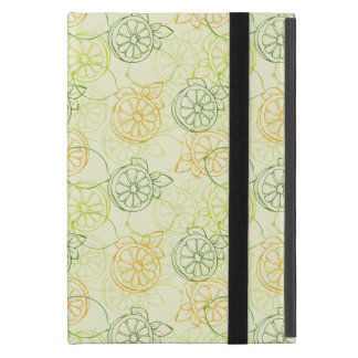 Protection iPad Mini Motif de citron