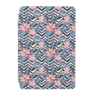 Protection iPad Mini Motif de fleur tropical de Lotus