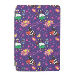 Protection iPad Mini Motif de joker et de Harley de Chibi