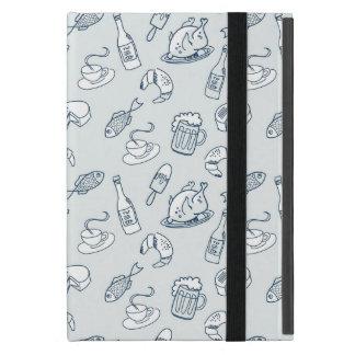 Protection iPad Mini Motif de nourriture