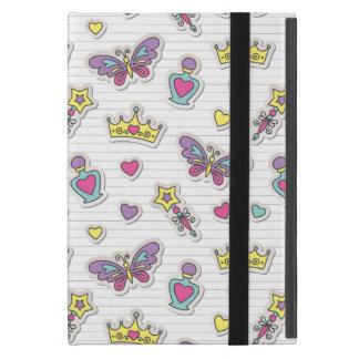 Protection iPad Mini motif de princesse de ballet