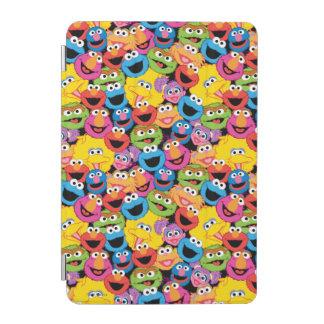 Protection iPad Mini Motif de visages de caractère de Sesame Street