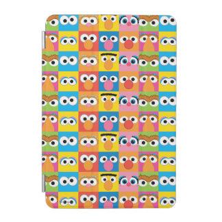 Protection iPad Mini Motif de yeux de caractère de Sesame Street