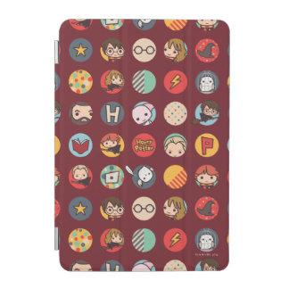 Protection iPad Mini Motif d'icônes de bande dessinée de Harry Potter