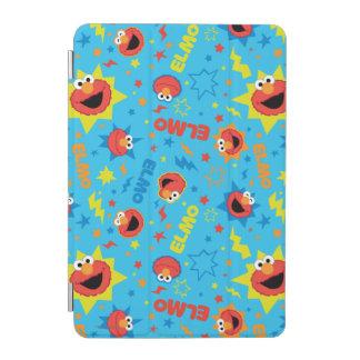 Protection iPad Mini Motif électrique d'Elmo