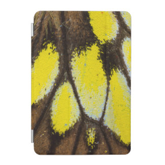 Protection iPad Mini Motif en gros plan d'aile de papillon tropical
